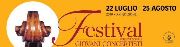 Festival Internazionale dei Giovani Concertisti